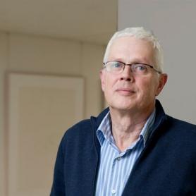 Rik van Lunsen, bedenker van het vak docente gynaecologisch onderzoek