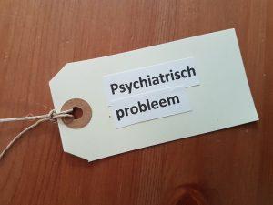 Mishandeld worden is geen psychiatrisch probleem
